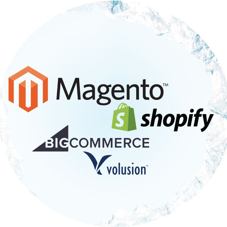 Magento-vs-Shopify vs Volusion vs Big Commerce