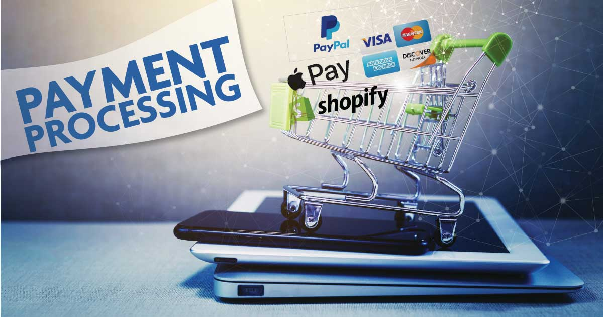 Magento Shopify Payment Processors